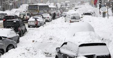 Прогнозы 28.12.2012: в Москве будет снежно и скользко