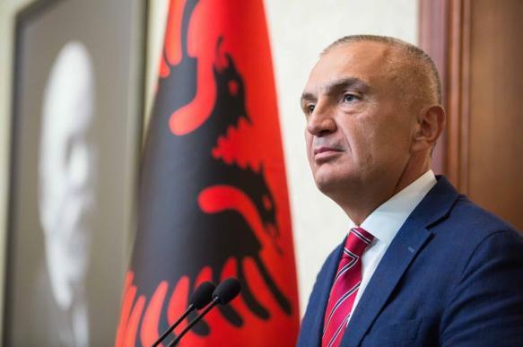 Президент Албании отменил муниципальные выборы
