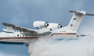 За четыре дня авиация Минобороны потушила 753 тыс. гектаров леса