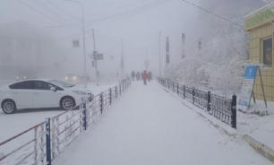 В Якутске отменили занятия в школах из-за экстремальных морозов