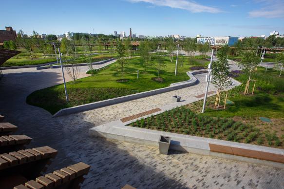ЛСР вернет Москве зеленые легкие