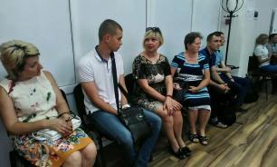 Первые жители Донбасса прибыли в Ростов для получения российского гражданства