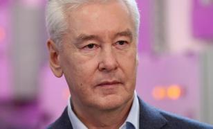 """Собянин заговорил о """"свете в конце тоннеля"""" в борьбе с коронавирусом"""