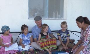 Австрийская семья переехала в Таджикистан и занялась фермерством