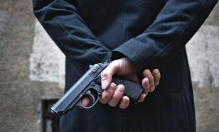 Москвич стрелял в воздух из пистолета в центре столицы