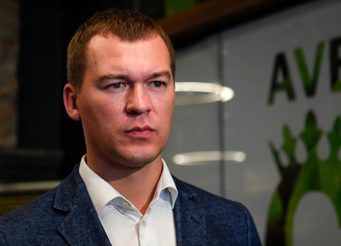 Врио губернатора Дегтярёв купил квартиру в Хабаровске в ипотеку
