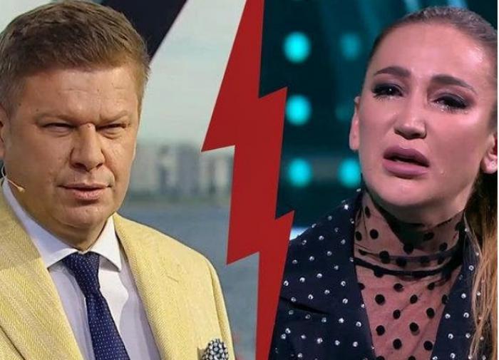 """Губерниев попросил прощения у Бузовой после перепалки на """"Матч ТВ"""""""