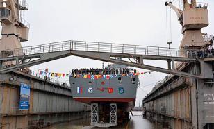 Какие корабли делает Россия?