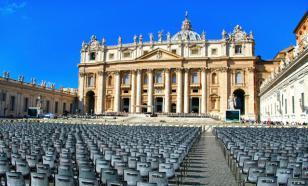 Ватикан: шпион, выйди вон!