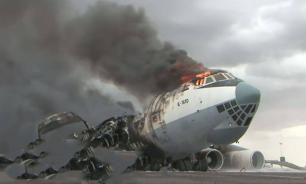 В Ливии погиб украинский пилот