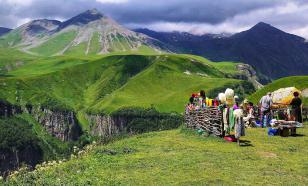 """В Грузии появятся """"зеленые зоны"""" для туристов"""