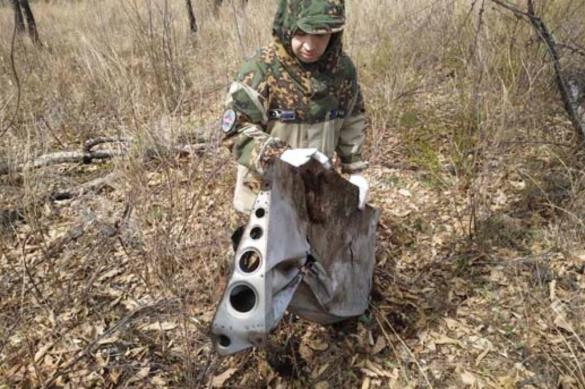 Два бомбардировщика, разбившихся в 1942 году, нашли в Хабаровском крае