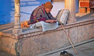 """В Индии бездомный скончался от """"окаменевшего"""" сердца"""