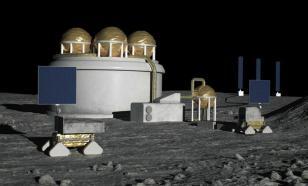 Роскосмос: строить станцию на Луне с нами смогут все заинтересованные страны