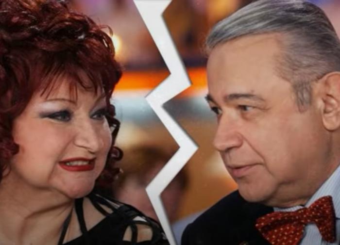 Степаненко возобновила войну с Петросяном за имущество