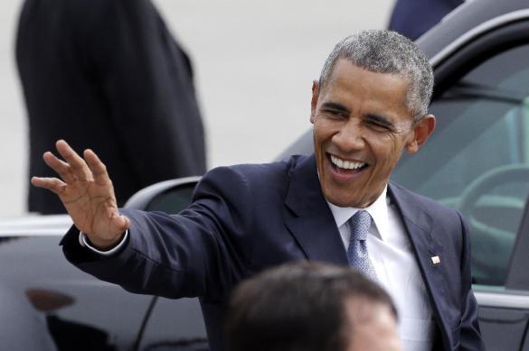 Ситуация с коронавирусом не дала Обаме отметить юбилей с Клуни и Спилбергом
