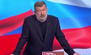 """""""Фюрер из ПАРНАСа"""" задудел на теледебатах"""