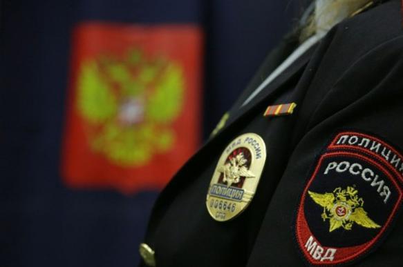 Полиция Киселевска пригрозила горожанам штрафом за проведение чаепития
