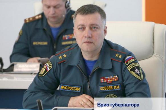 Врио губернатора Иркутской области Игорю Кобзеву присвоено новое звание