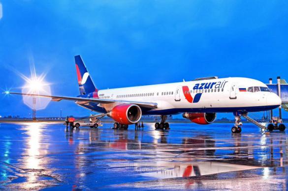 Azur Air с 1 июня запускает рейсы в Сочи из пяти городов России