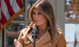 Жена президента США: Дональд не успокоится, пока не остановит пандемию