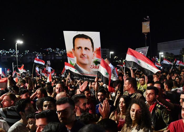 Россия уступит Сирию Саудовской Аравии
