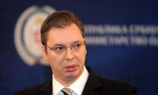 Президент Сербии Вучич выразил соболезнования в связи с гибелью главы МЧС РФ