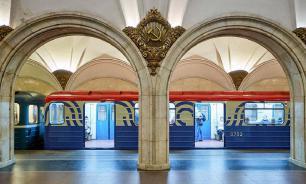 В московском метро рассказали о предметах, забытых пассажирами
