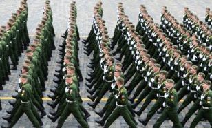 На парад Победы приехал ветеран, который участвовал в параде 1945 года