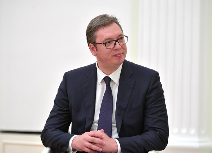 Кремль: Путин извинился перед Вучичем за Захарову
