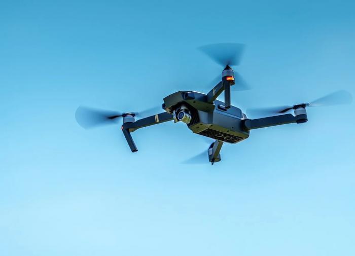 Сергей Шептунов оценил разработанного в Китае летающего робота