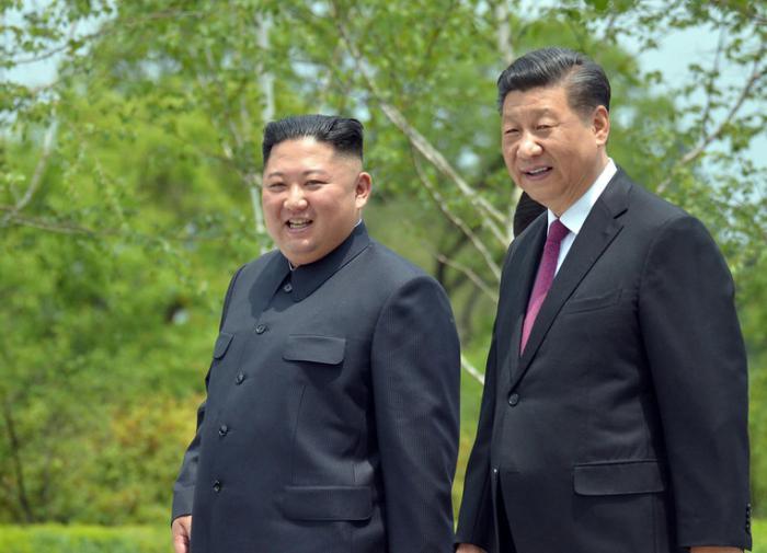 Ким Чен Ын заявил, что ценит дружбу с Китаем