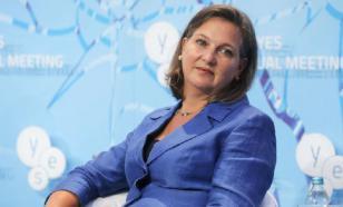 Политолог: визит Нуланд в Россию повлияет на судьбу Зеленского