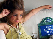Новости рекламного рынка: четырехлетних моделей раздели для рекламы