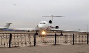 Авиабазу разбившегося Ту-154 превратят в АДОН