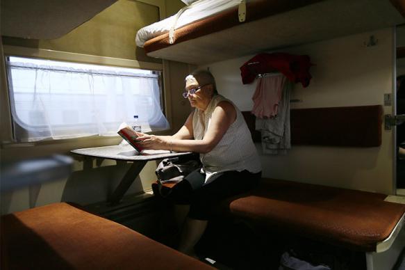 Туристы назвали отсутствие Wi-Fi и розеток минусом российских поездов
