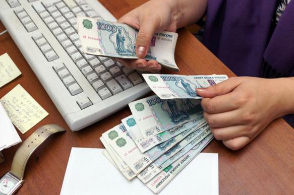 Жители Мурманской области больше всех пострадали от падения зарплат