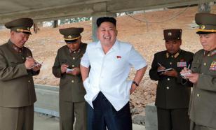 Ким Чен Ын: ядерное оружие - гарантия мира для нас