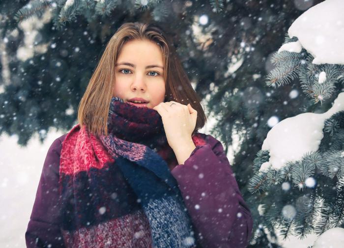 Роспотребнадзор оценил использование шарфа вместо маски