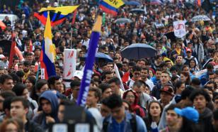"""""""Бойня"""" на улицах Колумбии: чего опасаются другие страны мира"""