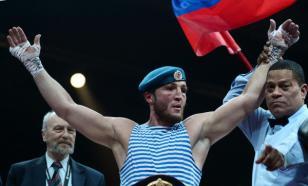 Российский боксер Лебедев получил пояс чемпиона WBA после отказа Усика
