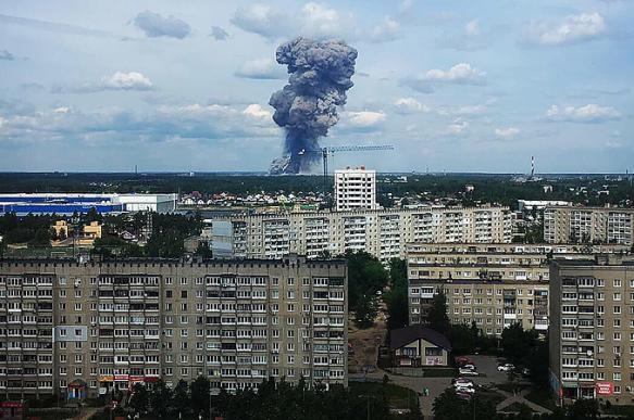Количество пострадавших от взрывов в Дзержинске увеличилось до 42 человек
