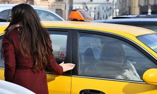 Профсоюз таксистов Москвы разработал инструкцию для пассажиров