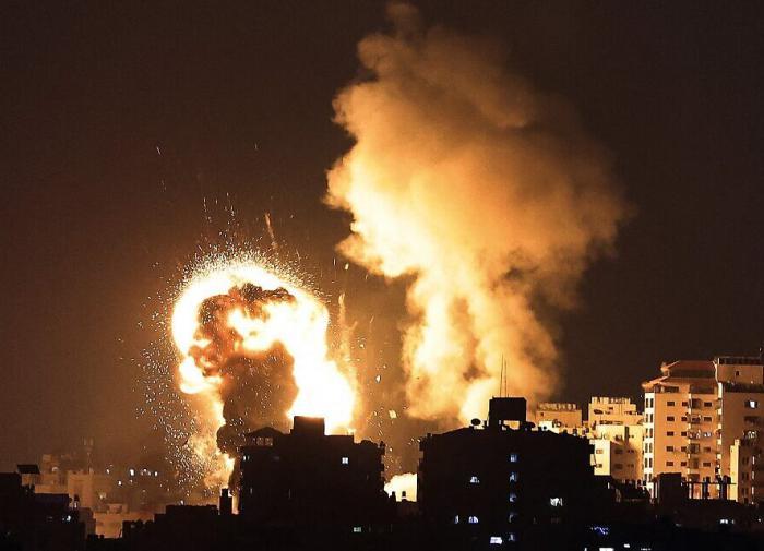 Столкновения в Израиле: ХАМАС обстреливает Иерусалим ракетами