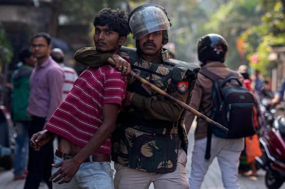 В Индии возникают новые протесты из-за антимусульманского закона