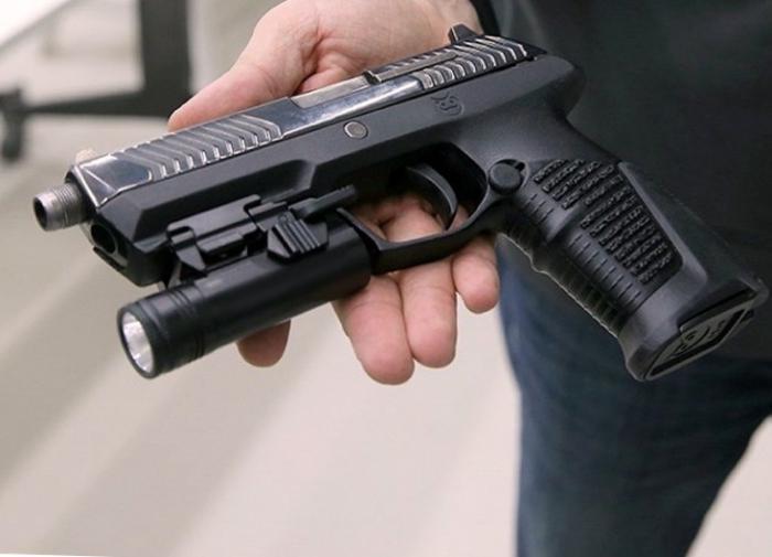 Новый российский пистолет