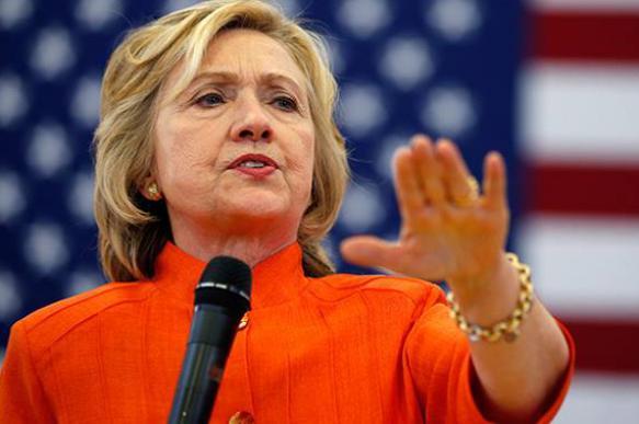 46% американцев требуют остановить кампанию Хиллари Клинтон