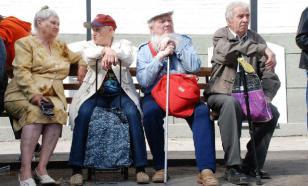 """""""Они живут, а мы выживаем"""": народ высказал мнения о власти и пенсии"""