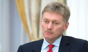 """Песков опроверг """"изменение украинского курса"""""""