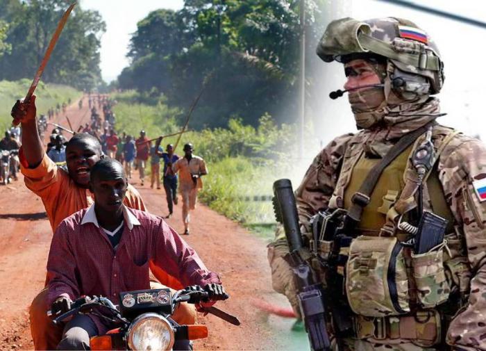 Россия отправит в Центральноафриканскую Республику еще 600 инструкторов